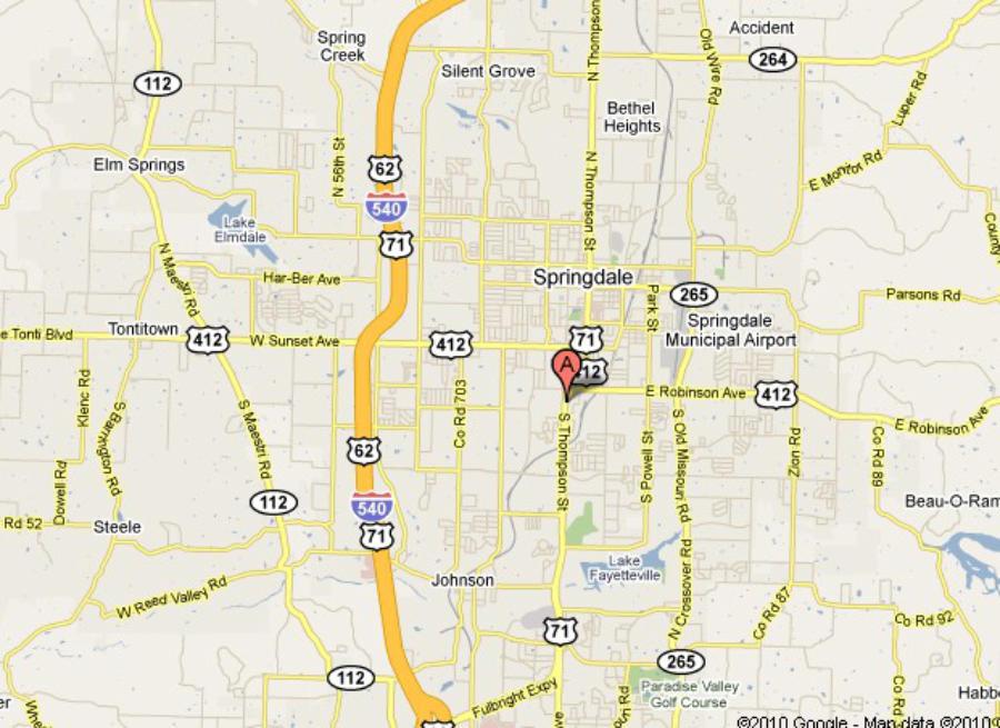 Overhead Door Company Map Directions