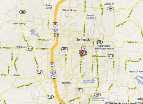 Overhead Door Company Map Amp Directions