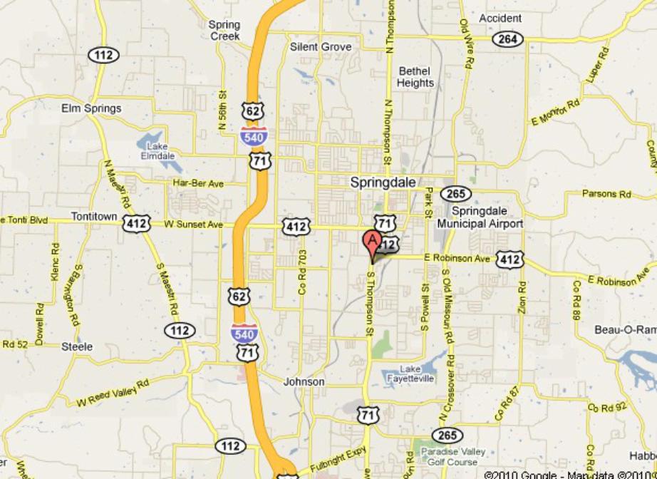 Overhead Door Company Map & Directions